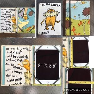 Dr. Seuss Lorax Tablet Book Cover/Case